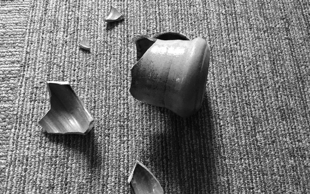 The Broken, Breaking, or To Be Broken Mug?
